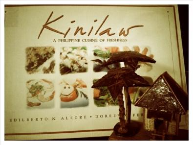 Kinilaw Book