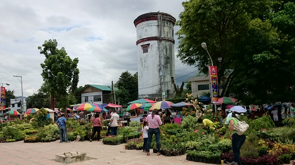 Cagayan de Oro water tower