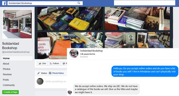 Solidaridad Bookshop